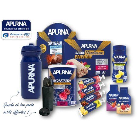 Pack Cyclo Apurna - Concours