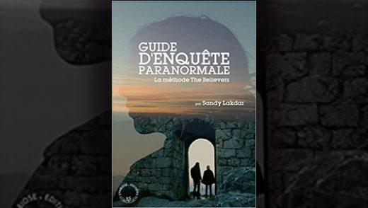 Guide d'Enquête Paranormale, La méthode The Believers couv